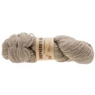 Fibranatura Shepherd's Own 40003 w naturalnym niebarwionym kolorze jasnoszarobrązowym.