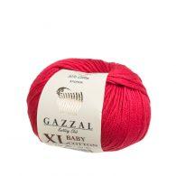 gazzal baby cotton xl 3439 powiększona wersja włóćzki idealnej do amigurumi