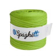 Cotton Spaghetti t-shirtowy limonka