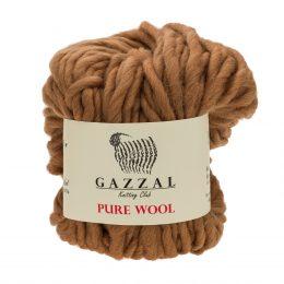 Gazzal Pure Wool 5241 karmel australijska wełna