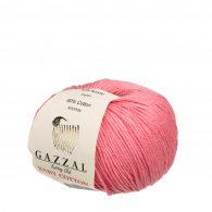Gazzal Baby Cotton 3435 koralowy róż