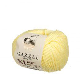 Gazzal Baby Cotton XL 3413 cytrynowy