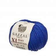 Gazzal Baby Cotton XL 3421 kobaltowy