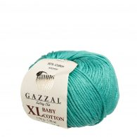 Gazzal Baby Cotton XL 3426 szmaragd