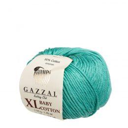 Gazzal Baby Cotton XL 3426 szmaragd