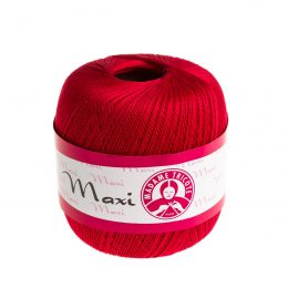 Madame Tricote Paris Maxi 6328 100% bawełniany kordonek