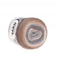 Nako Angora Luks Color 81907 włóczka na chusty