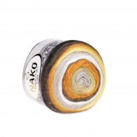 Nako Angora Luks Color 81908 włóczka na chusty