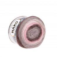 Nako Angora Luks Color 81911 włóczka na chusty