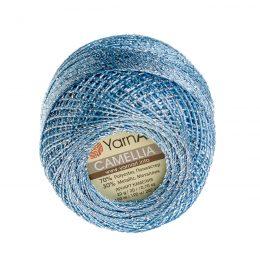 Yarn Art Camellia 417 kordonek świąteczny