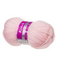 Arelan Kotek 19-2237 różowy polski akryl, produkowany w Łodzi. Mięciutki, występuje w wielu pięknych kolorach. 300 m w 100 g