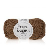Drops Safran 22 misiowy brąz. 100% wytrzymała, miękka, bawełna egipska, z certyfikatem Standard 100 by Oeko-Tex. Produkowana w Europie.