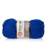 Yarn Art Ideal 240 chabrowy. 100% bawełny od kultowego tureckiego producenta, w przyjaznej cenie:) Idealna na zabawki i ubrania.