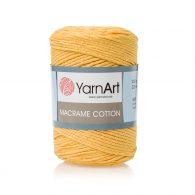 Yarn Art Macrame Cotton 794 - makramowy sznurek tureckiej firmy. Mieszanka bawełny z poliestrem, 250g/225m. Doskonały na sznurkowe projekty i makramowe makatki.