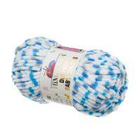 Himalaya Dolphin Baby Colors 80421 to pluszowa, gruba włóczka, wykonana z poliestru. Dzięki swej miękkości jest idealna do tworzenia zabawek.