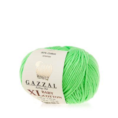 Gazzal Baby Cotton XL 3427 zielony