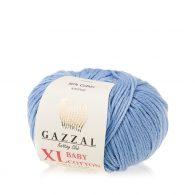 Gazzal Baby Cotton XL 3423 niebieski