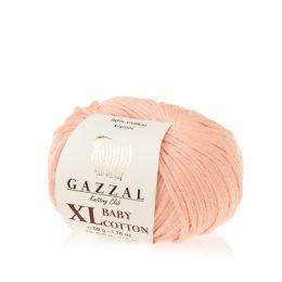 Gazzal Baby Cotton XL 3412 łososiowy