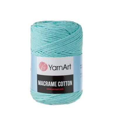 Yarn Art Macrame Cotton 775 - makramowy sznurek tureckiej firmy. Mieszanka bawełny z poliestrem, 250g/225m. Doskonały na sznurkowe projekty i makramowe makatki.