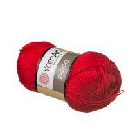 Yarn Art Rapido 693 czerwony biały to cudnie połyskująca włóczka stworzona ze 100% mikrofibry idealna na stroje kąpielowe. Na szydełko 3mm, druty 2.5mm. 100g/350m