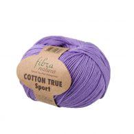 Fibranatura Cotton True Sport 107-11 to wysokiej jakości turecka bawełna 100%. Doskonale nadaje się na zabawki dla maluchów, ubranka, sukienki.