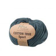 Fibranatura Cotton True Sport 107-20 to wysokiej jakości turecka bawełna 100%. Doskonale nadaje się na zabawki dla maluchów, ubranka, sukienki.
