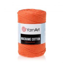 Yarn Art Macrame Cotton 770 - makramowy sznurek tureckiej firmy. Mieszanka bawełny z poliestrem, 250g/225m. Doskonały na sznurkowe projekty i makatki.