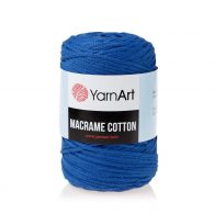 Yarn Art Macrame Cotton 772 - makramowy sznurek tureckiej firmy. Mieszanka bawełny z poliestrem, 250g/225m. Doskonały na sznurkowe projekty i makatki.