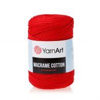 Yarn Art Macrame Cotton 773 - makramowy sznurek tureckiej firmy. Mieszanka bawełny z poliestrem, 250g/225m. Doskonały na sznurkowe projekty i makatki.