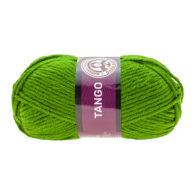 Madame Tricote Paris Tango 087 zielony ciepły akryl