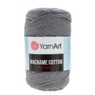 Yarn Art Macrame Cotton 774 - makramowy sznurek tureckiej firmy. Mieszanka bawełny z poliestrem, 250g/225m. Doskonały na sznurkowe projekty i makatki.