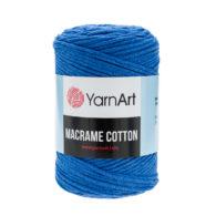 Yarn Art Macrame Cotton 786 - makramowy sznurek tureckiej firmy. Mieszanka bawełny z poliestrem, 250g/225m. Doskonały na sznurkowe projekty i makatki.
