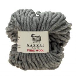 Gazzal Pure Wool 5248 szary australijska wełna