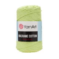 Yarn Art Macrame Cotton 755- makramowy sznurek tureckiej firmy. Mieszanka bawełny z poliestrem, 250g/225m. Doskonały na sznurkowe projekty i makatki.
