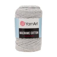 Yarn Art Macrame Cotton 756 makramowy sznurek tureckiej firmy. Mieszanka bawełny z poliestrem, 250g/225m. Doskonały na sznurkowe projekty i makatki.