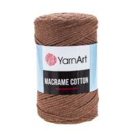 Yarn Art Macrame Cotton 788 - makramowy sznurek tureckiej firmy. Mieszanka bawełny z poliestrem, 250g/225m. Doskonały na sznurkowe projekty i makatki.