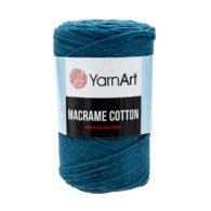 Yarn Art Macrame Cotton 789 - makramowy sznurek tureckiej firmy. Mieszanka bawełny z poliestrem, 250g/225m. Doskonały na sznurkowe projekty i makatki.