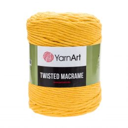 Włóczka Yarn Art Twisted Macrame 764 - luźno skręcany sznurek idealny do makramy i modnych makramowych piórek. W 500g znajdziemy 210m.