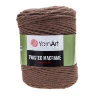 Włóczka Yarn Art Twisted Macrame 788 - luźno skręcany sznurek idealny do makramy i modnych makramowych piórek. W 500g znajdziemy 210m.