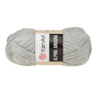 Włóczka Yarn Art Alpine Angora 334 to bardzo miękka i niezwykle ciepła mieszanka wełny i akrylu. Paleta włóczki posiada piękne pastelowe kolory.