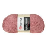 Włóczka Yarn Art Alpine Angora 342 to bardzo miękka i niezwykle ciepła mieszanka wełny i akrylu. Paleta włóczki posiada piękne pastelowe kolory.