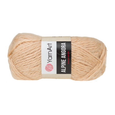 Włóczka Yarn Art Alpine Angora 346 to bardzo miękka i niezwykle ciepła mieszanka wełny i akrylu. Paleta włóczki posiada piękne pastelowe kolory.
