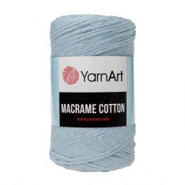 Yarn Art Macrame Cotton 760 - makramowy sznurek tureckiej firmy. Mieszanka bawełny z poliestrem, 250g/225m. Doskonały na sznurkowe projekty i makatki.