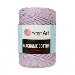 Yarn Art Macrame Cotton 765 makramowy sznurek tureckiej firmy. Mieszanka bawełny z poliestrem, 250g/225m. Doskonały na sznurkowe projekty i makatki.