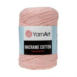 Yarn Art Macrame Cotton 767 - makramowy sznurek tureckiej firmy. Mieszanka bawełny z poliestrem, 250g/225m. Doskonały na sznurkowe projekty i makatki.