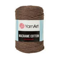 Yarn Art Macrame Cotton 769 makramowy sznurek tureckiej firmy. Mieszanka bawełny z poliestrem, 250g/225m. Doskonały na sznurkowe projekty i makatki.