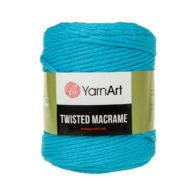 Włóczka Yarn Art Twisted Macrame 763 - luźno skręcany sznurek idealny do makramy i modnych makramowych piórek. W 500g znajdziemy 210m.