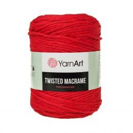 Włóczka Yarn Art Twisted Macrame 773 - luźno skręcany sznurek idealny do makramy i modnych makramowych piórek. W 500g znajdziemy 210m.