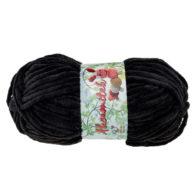Opus Natura Aksamitek 30 w kolorze czarnym to pluszowa, gruba włóczka, wykonana z poliestru. Dzięki swej miękkości jest idealna do tworzenia zabawek.