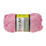 Yarn Art Creative 230 cukierkowy. 100% bawełny od kultowego tureckiego producenta, w przyjaznej cenie:) Idealna na zabawki i ubrania.